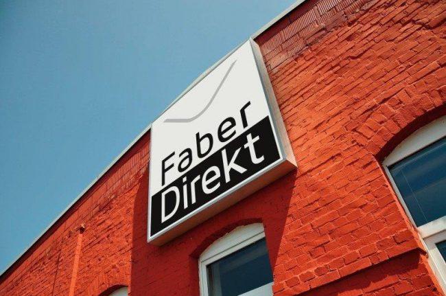 Faber Direkt Firmengebäude