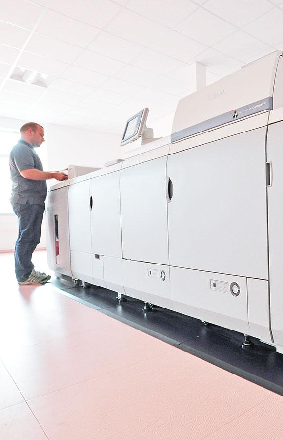 Faber Direkt Digitaldruck