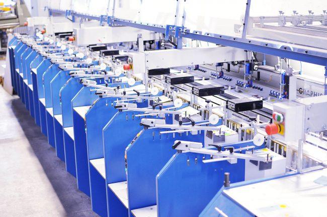 Faber Direkt Produktionsmaschine