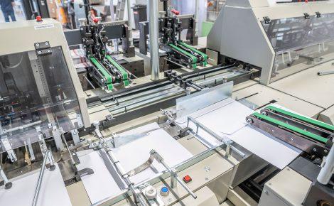 Kuvertiermaschine Faber Direkt Kassel